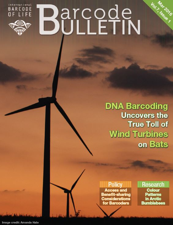 March 2016 Bulletin Title Page