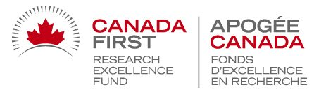 Canada First Research Excellence Fund Logo